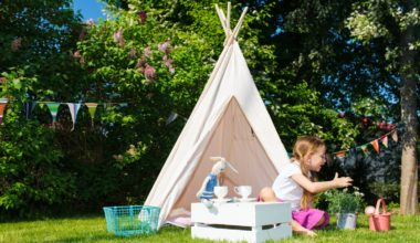 Best Teepee Play Tents for Kids
