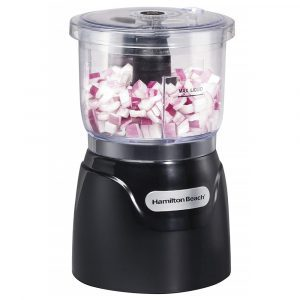 Hamilton Beach 72850 mini food processor