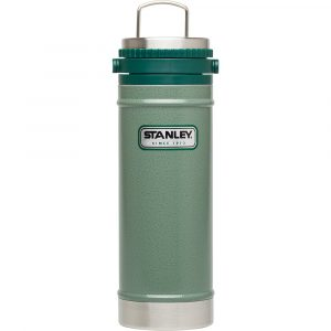 Classic insulated Stanley French press coffee maker