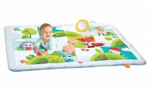 Large baby play mat in multiple colors