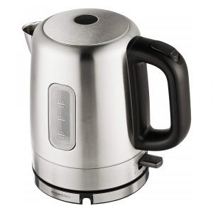 AmazonBasics stainless steel electric kettke