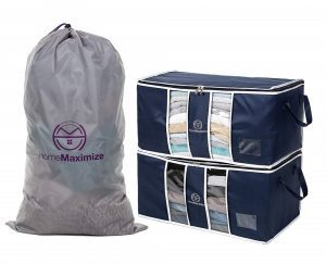 Foldable storage bags