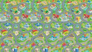 Happyville Smart baby play mat