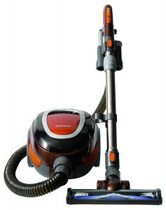 Bissell Deluxe Canister Vacuum 1161