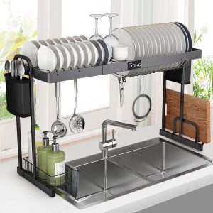 Over Sink G-TING Expandable Dish Drying Rack