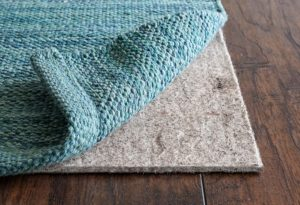 Rugs for soundproofing of a room