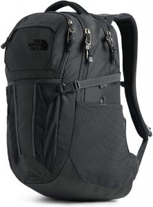 The North Face Unisex Recon asphalt gray backpack