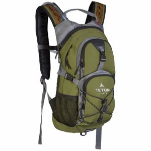 Small lightweight backpack for climbing