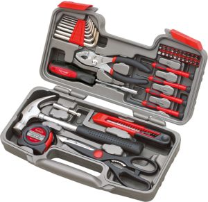 An open set of general hand tools