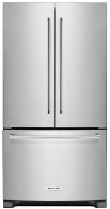 KitchenAid KRFF305ESS French door refrigerator