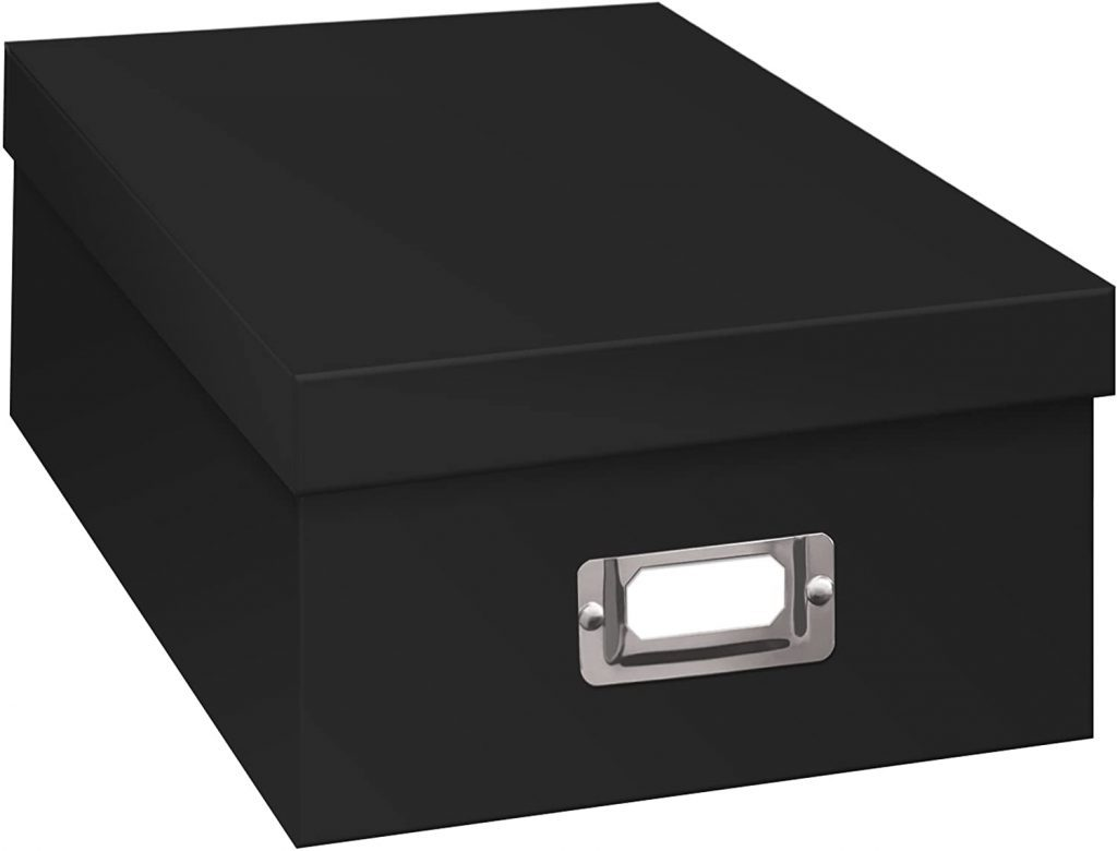 Pioneer Photo Albums Storage Box