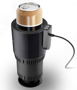 Car cup warmer for the 12 Volt outlet