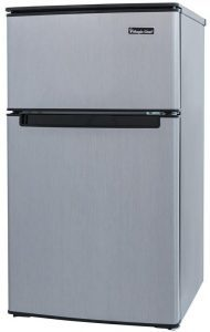Magic Chef HMDR310SE mini fridge and freezer