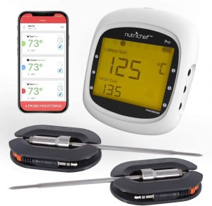 NutriChef PWIRBBQ80 digital probe thermometer